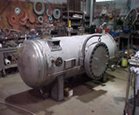 Pressure Vessel Heat Exchangers