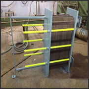 Plate finned type Heat Exchanger