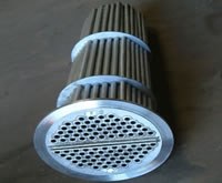 U Tube bundle Heat Exchangers in India